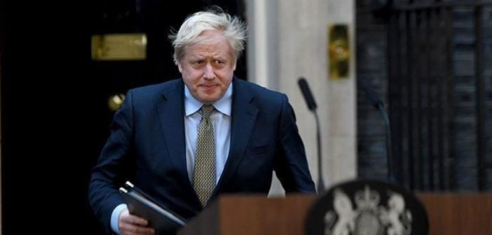 Boris Johnson reprend du service lundi